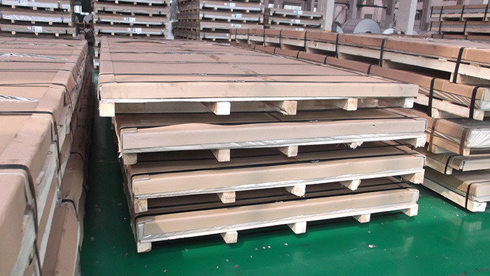 aluminium plates packing