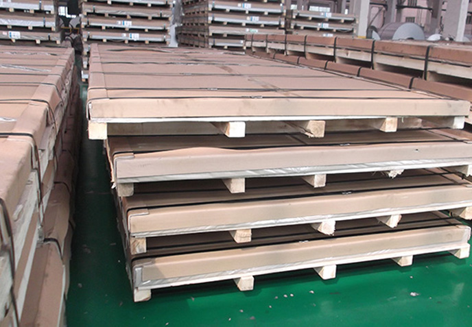 aluminum plate packing